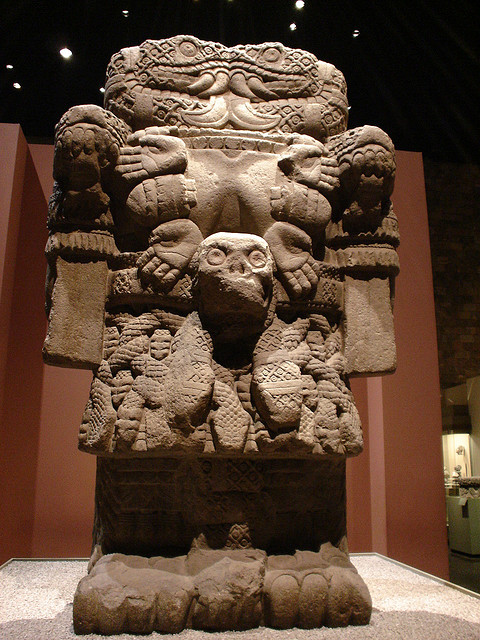 diosa-azteca